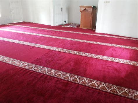Karpet Sajadah Di Semarang jual karpet sajadah masjid turki roll berkualitas tebal di