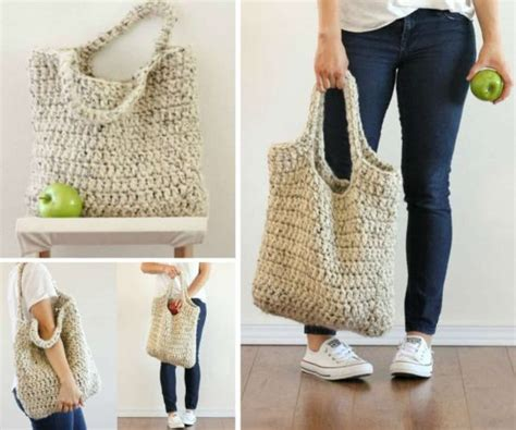 crochet duffle bag pattern free crochet tote bag best free patterns the whoot