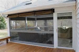 Roll Up Porch Curtains Weather Proof Your Patio Or Porch Clear Vinyl Plastic