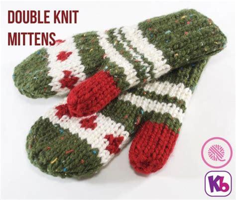 loom knit mittens knit mittens kb looms goodknit kisses