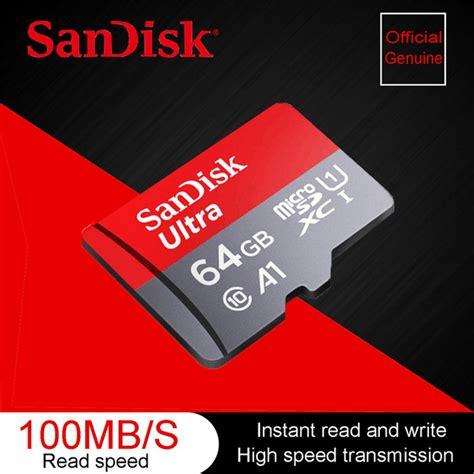 Sandisk Ultra Microsdxc Micro Sd Card Uhs I Class 10 90mb 200gb Mss sandisk ultra micro sd card 64 g memory card 64gb microsd