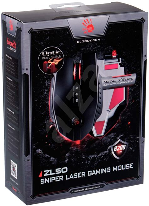 Mouse Gaming Bloody Zl 50 a4tech bloody sniper zl50 2 mouse alzashop