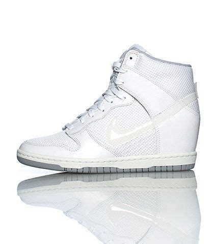 Nike Wedges White sneaker wedges nike white www pixshark images