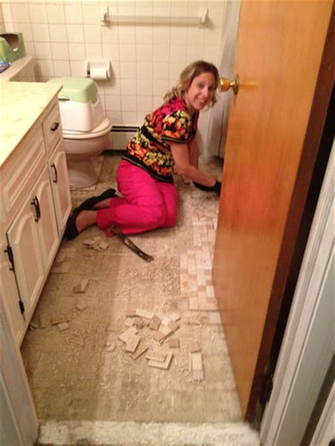 replacing a subfloor in a bathroom replace bathroom subfloor by fmg homerefurbers com