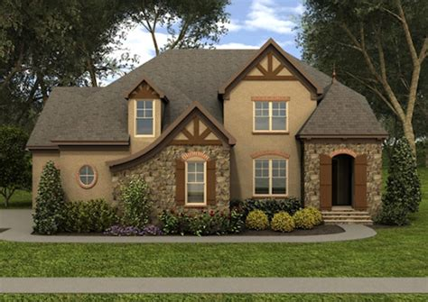 tudor house elevations tudor style house plan 5 beds 4 baths 3706 sq ft plan