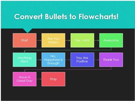 smartart flowchart smartart flowchart create a flowchart