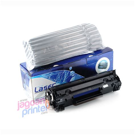 Tinta Printer Hp Laserjet 35a jual toner printer hp 35a black compatible murah garansi