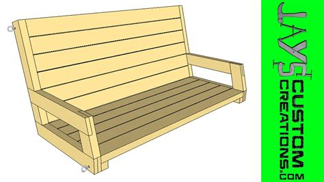 sketchup  porch swing  youtube