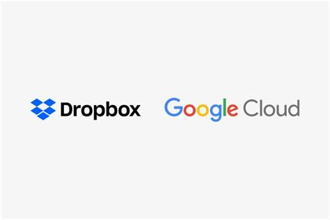 dropbox google dropbox partners with google cloud for integration with