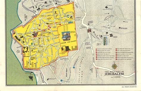 map of jerusalem jerusalem of gold journal of a ufo investigator david halperin