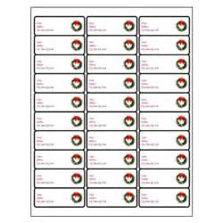 Avery 30 Labels Per Sheet Template by Avery Labels 30 Per Sheet Template Free Search Results