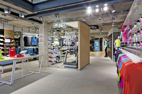 sporting shoe stores sports 187 retail design