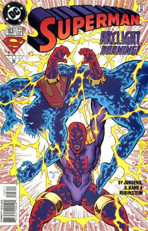 Kaos Justice League Batman Superman Flash 103 superman vol 2 103 dc database fandom powered by wikia