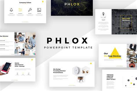 minimalist powerpoint templates phlox minimal powerpoint template presentation templates