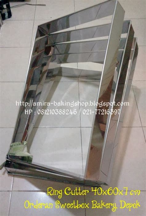 Oven Tangkring Aluminium amira baking shop pesanan khusus a k a made by request
