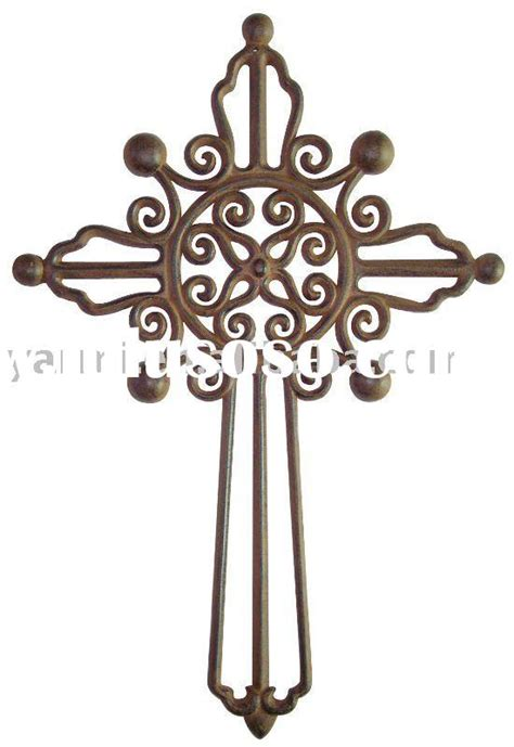 Wholesale Crosses Home Decor by Iron Crosses Decor Wholesale Decorative Crosses