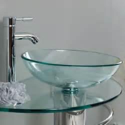glass bathroom sinks bowls high qualitybathroom vanity cabinet vessel sink home