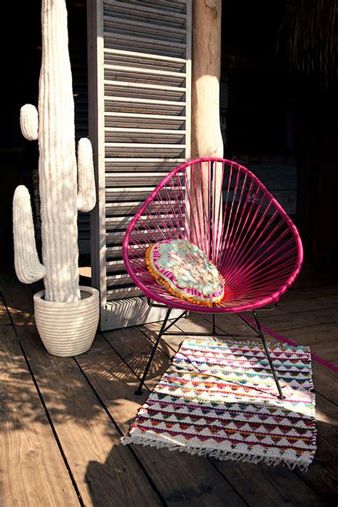 Viva Mexico Chair by Interior Ines Lopin Viva Mexiko Chair Erkl 228 Rt Den
