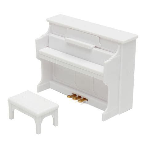 Sofa Table Accessories Dollhouse Sofa Piano Table Miniature Furniture Sets For