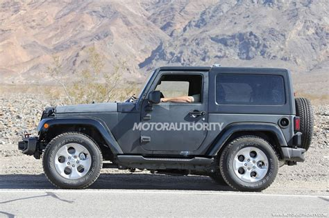 2018 jeep wrangler spy shots 2018 jeep wrangler spy shots