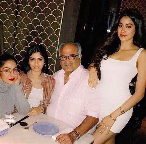sridevi daughter photos sridevi upset with her daughter jhanvi kapoor s new