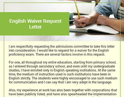 Ubc Mba Waive Gre For Doctoral by How To Write A Gmat Waiver Letter