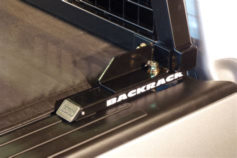 Back Rack And Tonneau Cover by Backrack Accessories