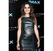 Berenice Marlohe At Voyage Of Time The IMAX Experience