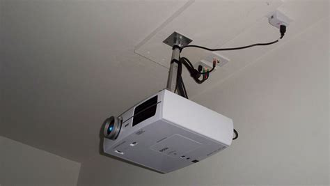 Mount A Projector To The Ceiling by Recommended Mount For Epson 8500ub Avs Forum Home Theater Discussions And Reviews