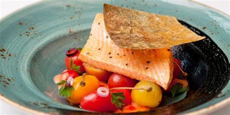 poached salmon recipes poached salmon recipe great chefs