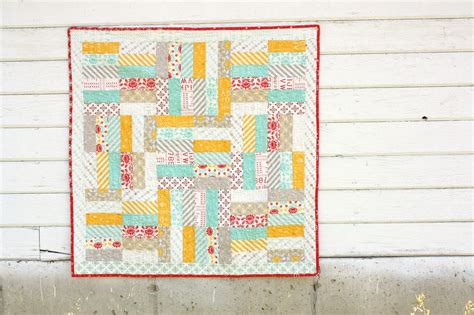 Free Easy Jelly Roll Quilt Patterns by Easy Baby Jelly Roll Quit Pattern Diary Of A Quilter A Quilt
