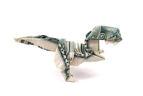 Origami With Dollars - janessa munt s dollar bill origami arts opb