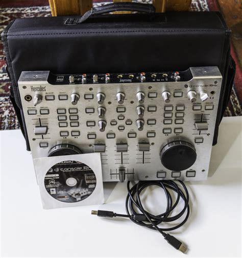 hercules dj console rmx driver hercules dj console rmx