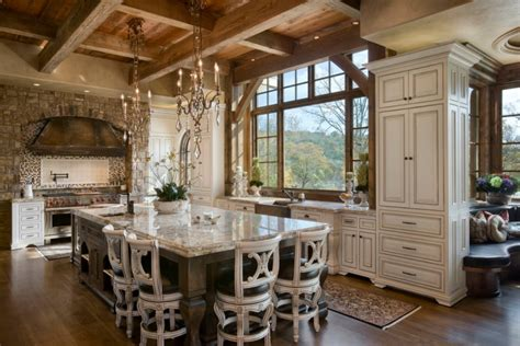rustic white kitchen cabinets 20 rustic kitchen designs ideas design trends