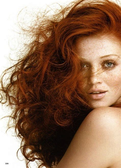 hairstyle ideas for redheads styling tips for redheads with naturally curly hair how