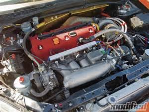 Acura Integra Type R Engine 2003 Honda Integra Type R Ksport Usa Modified Magazine
