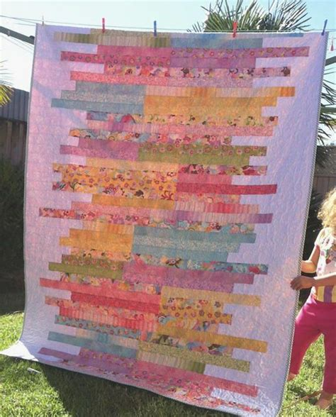 free printable strip quilt patterns sugar almonds jelly roll quilt pattern jelly roll quilt