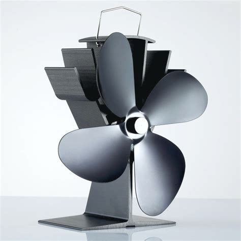 wood burning stove blower fans spitfire heat powered wood burning stove fan eco