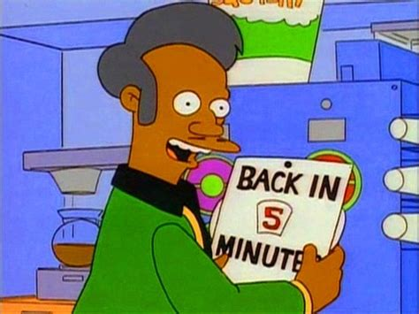 Thank You Come Again Meme - image apu 480x360 jpg simpsons wiki