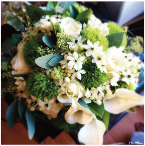 fleuriste grange blanche un mariage dans la grange vrai mariage en images
