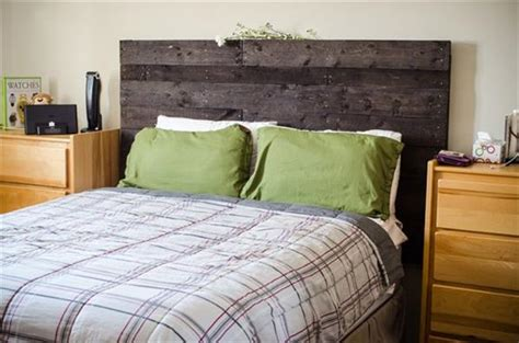 making a pallet headboard 27 diy pallet headboard ideas guide patterns