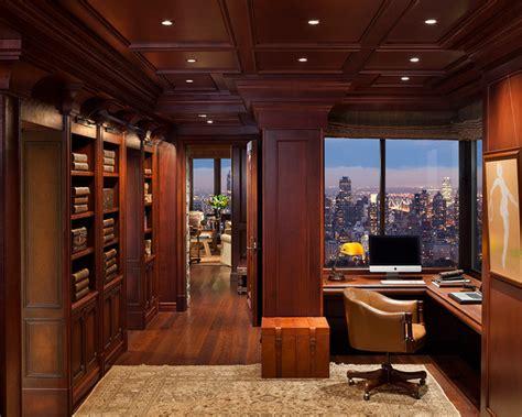 traditional office interior design ideas metropolitan refined traditional home office denver
