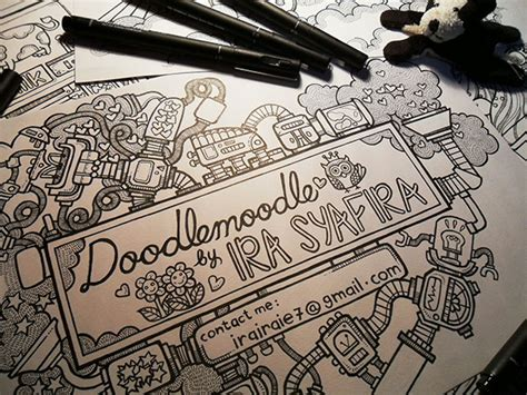 goldendoodle malaysia doodles my header on behance