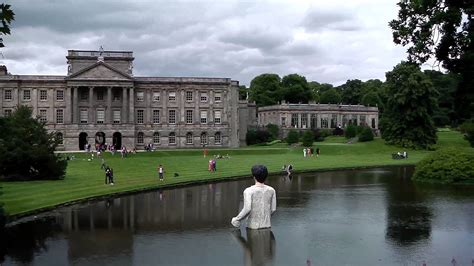 Pride And Prejudice Pemberley lyme park house and garden stockport youtube