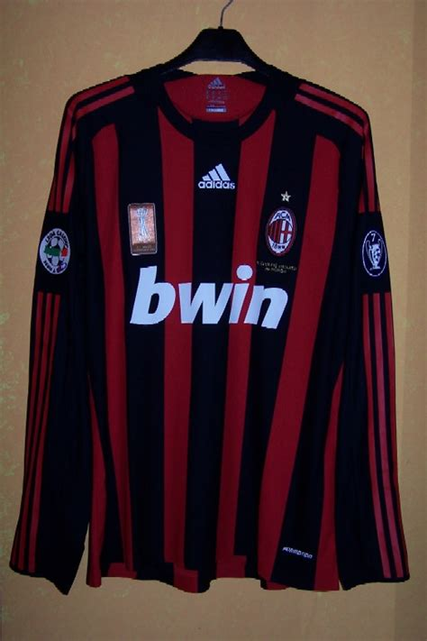 Jersey Ac Milan 92 93 Away Motta milan shirt collection