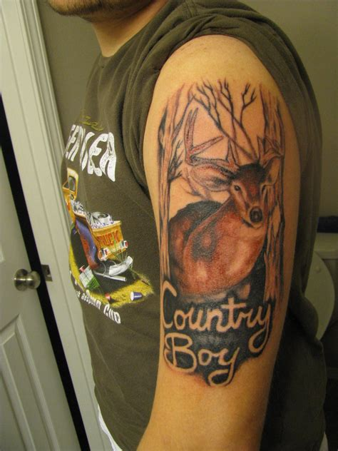 country boy tattoos country boy by tattoosbyjon on deviantart