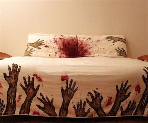 zombie comforter set zombie apocalypse bedding dudeiwantthat com