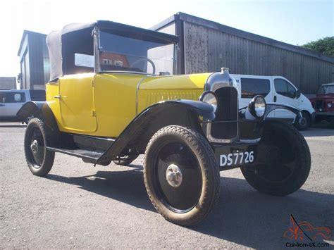 vintage citroen cars 1923 citroen cabriolet vintage collectors cars