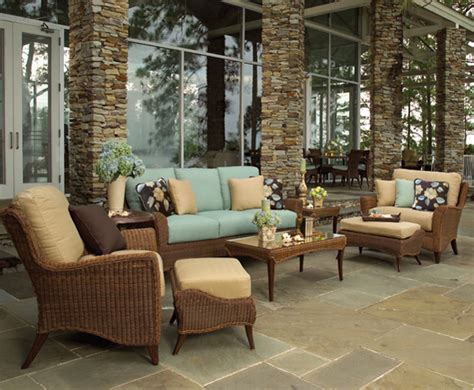 Lauren All Weather Wicker By Summer Classics Free Ralph Outdoor Furniture