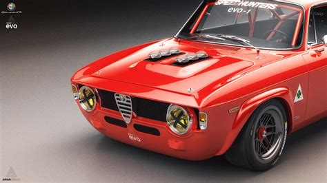 vintage alfa romeo giulia alfa romeo giulia gta classic version is simply